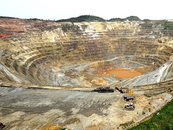 长丝土工布在冶金矿产上的应用案例
