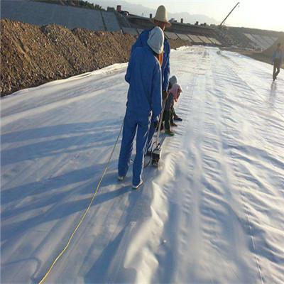 HDPE复合土工膜的接缝处理